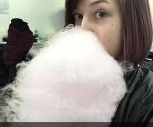 candy, hair, and reward image