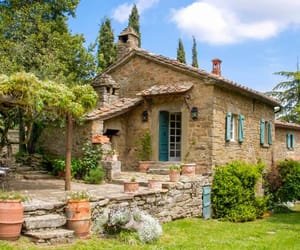italy and farmhouses in italy image