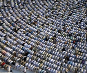 muslim, islam, and pray image