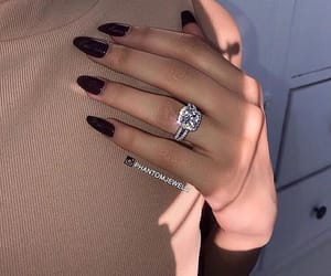 accessories, red, and ring image
