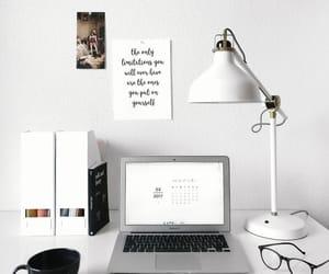study, desk, and studyblr image