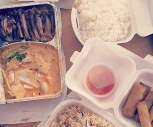 china, eat, and chinesisch image