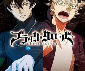 anime, black clover, and anime boys image