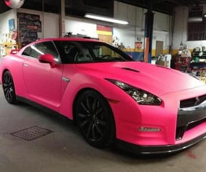 is a pink gtr image