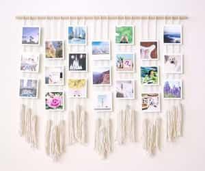 diy, photos, and wall image