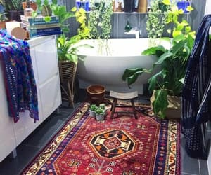 bath, design, and persian image
