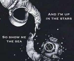 art, earth, and Lyrics image
