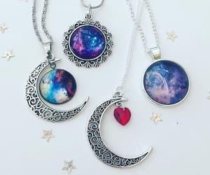 circle, fashion, and galaxy image