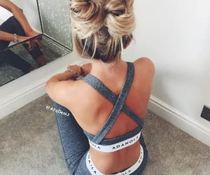 buns, fitbody, and gym image