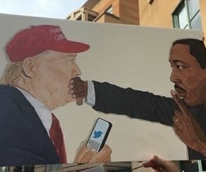 equality, martin luther king, and shut up image