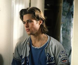 brad pitt, 90s, and actor image