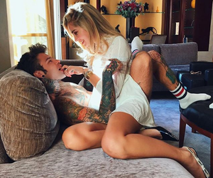 couples, fashion, and fedez image