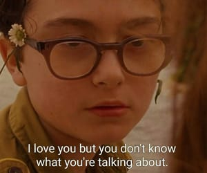 moonrise kingdom, quotes, and wes anderson image