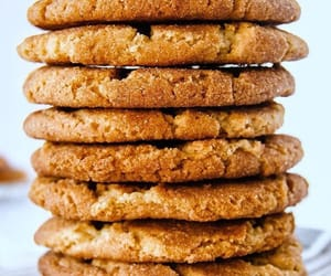 biscuit, chocolate, and Cookies image
