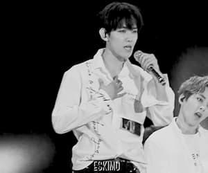 gif, baekhyun, and exo image