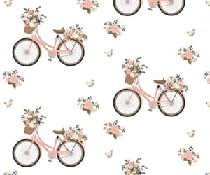 background, bicycle, and bike image