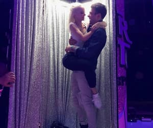 dove cameron, couple, and Relationship image