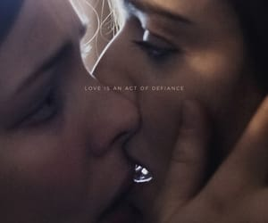 disobedience, lgbt, and movie image