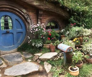 garden, jrr tolkien, and lord of the rings image