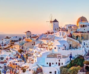 city, country, and Greece image