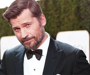 gif, golden globes, and nikolaj coster-waldau image