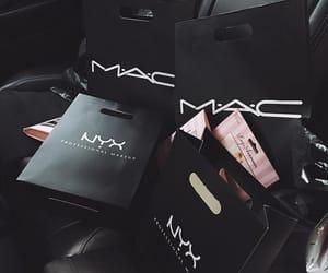 mac, makeup, and NYX image