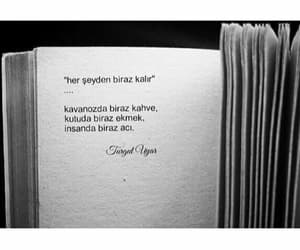 turgut uyar, alıntı, and türkçe sözler image