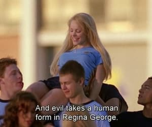 mean girls, regina george, and movie image
