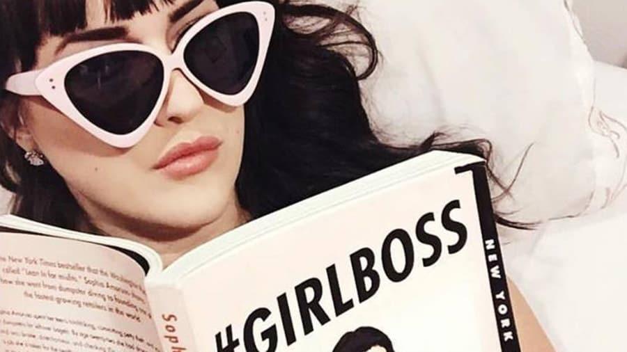 fashion, vogue, and girl boss image