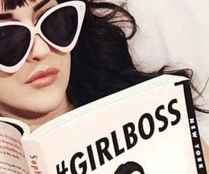 fashion, vogue, and girl boss image