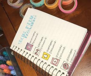 creative, diy, and journal image