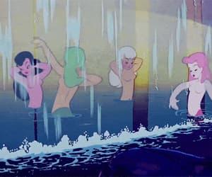 cartoon, disney, and fantasia image