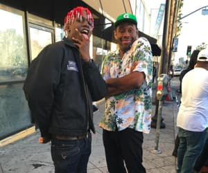 tyler the creator and lil yachty image