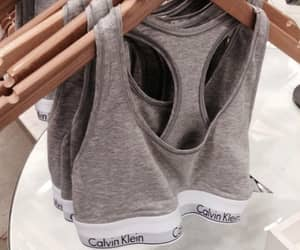 Calvin Klein and fashion image