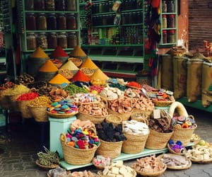 colors, culture, and food image
