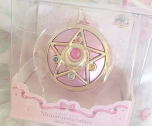 pink, sailor moon, and kawaii image
