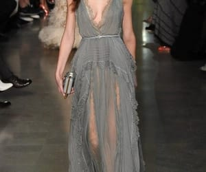 fashion, dress, and elie saab image