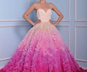 Christian Siriano, long dresses, and haute couture gowns image