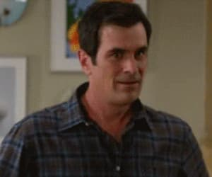 dad, funny, and modern family image