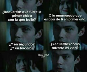 love and teen wolf image