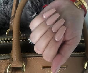 inspo, nails, and nudes image