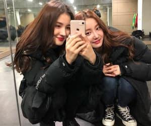 Nancy, yeonwoo, and momoland image