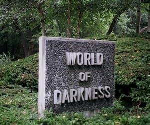 Darkness, dark, and world image