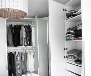 closet goals, closet decor, and aesthetic closet image