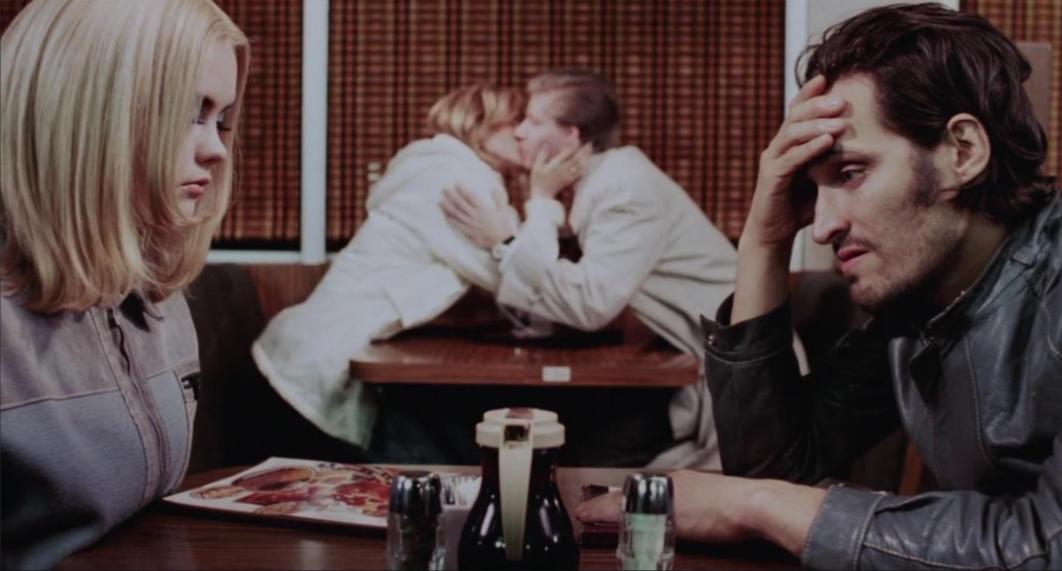 love, buffalo 66, and kiss image