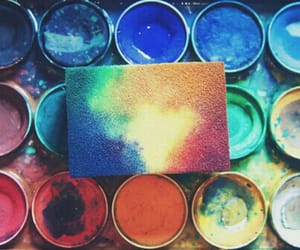 art, artsy, and colourful image