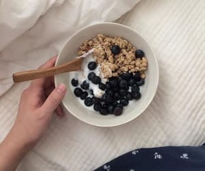 cereal, delicious, and minimal image