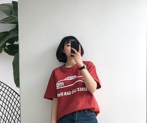 asian fashion, casual, and fashion image