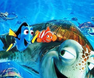 disney, finding nemo, and wallpaper image