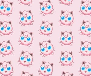 pink, pokemon, and wallpaper image